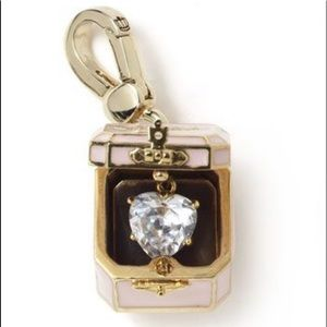 New JUICY COUTURE Jewelry Box charm
